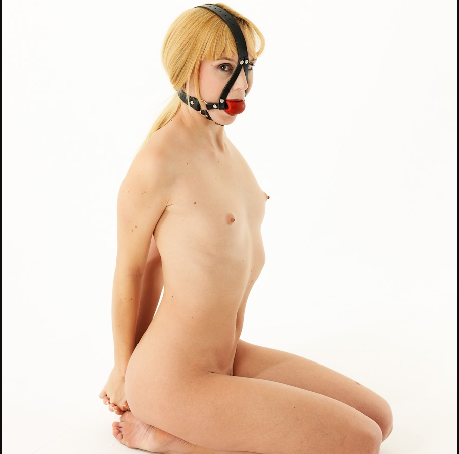 Bondage pozice - Head Harness